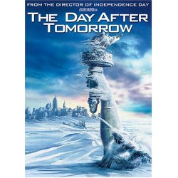 Day after tommorow movie and how it ties into science?
