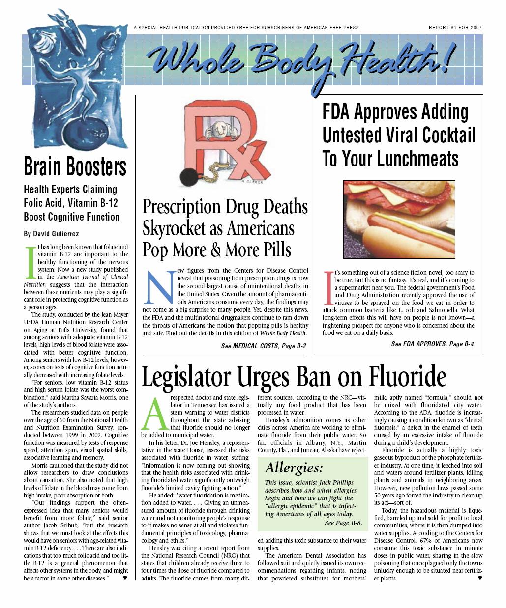 prescription drug research paper