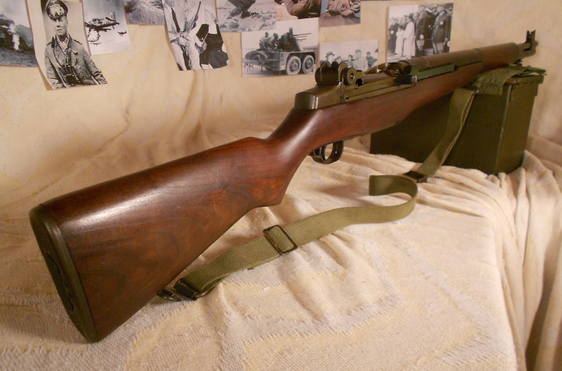 dating m1 garand The m1 garand is a piece of living history, a connection to wwii and garand was a clever commercial plagiarism (dating to the 1950s) of the.