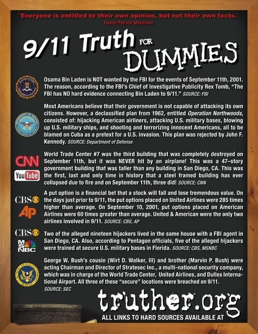 What is a good site with all the motives for 9/11?