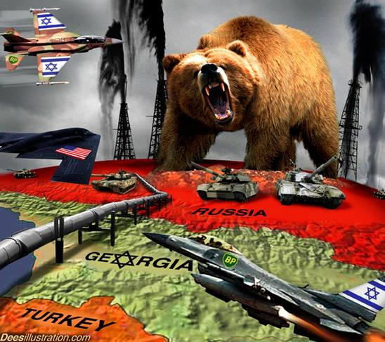 La Tercera Guerra Mundial - Rusia Vs USA En Posible Conflito